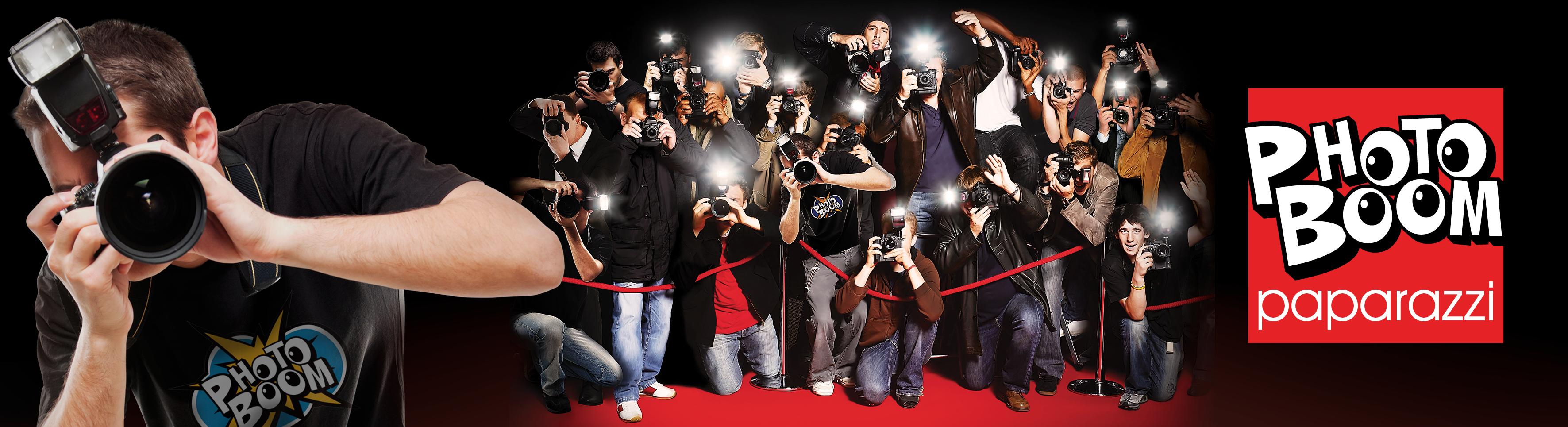 PhotoBoom Paparazzi
